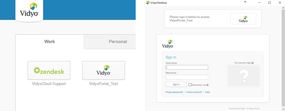 Creating a Vidyo/SAML Application on OKTA – VidyoCloud Support