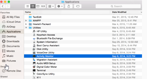How Do I Create a Spindump File On Mac? – VidyoCloud Support