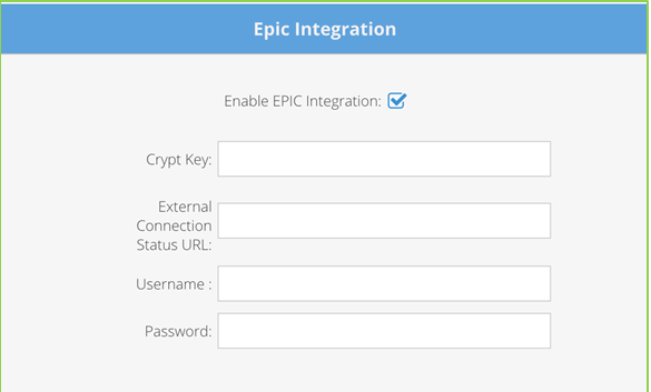 Vidyo and Epic Integration with VidyoConnect Context-Aware